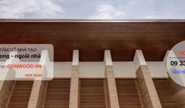 10+ lý do nên chọn gỗ Conwood làm trần, sàn trang trí giá rẻ cho Vila nhà bạn
