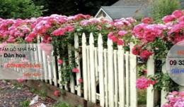 [ Giật mình ] Mẫu hàng rào gỗ conwood  đẹp nhất mà xây gạch không làm được !