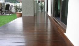 Có nên dùng gạch lót sàn nhà bằng gỗ Conwood cho không gian biệt thự?