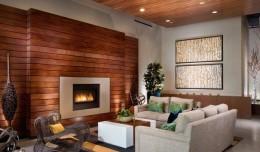 Gỗ nhân tạo Smartwood ốp tường phòng khách đẹp Số 1 hiện nay.