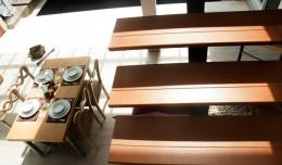 Phong thủy làm cầu thang bằng gỗ nhân tạo Conwood, Smartwood
