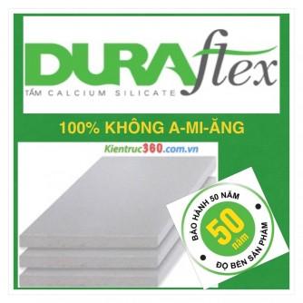 Báo giá tấm Duraflex Vĩnh Tường làm lót sàn vách thay bê tông