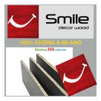 Tấm CementBoard SCG - Tấm Xi Măng Dăm Gỗ SmileBoard Thái Lan