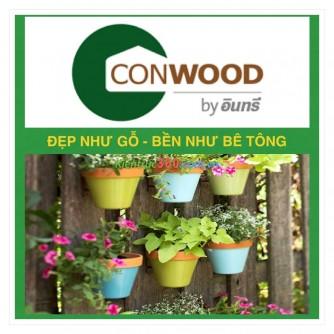 Báo giá tấm gỗ nhân tạo Conwood ốp tường sàn gỗ ngoài trời tại hà nội