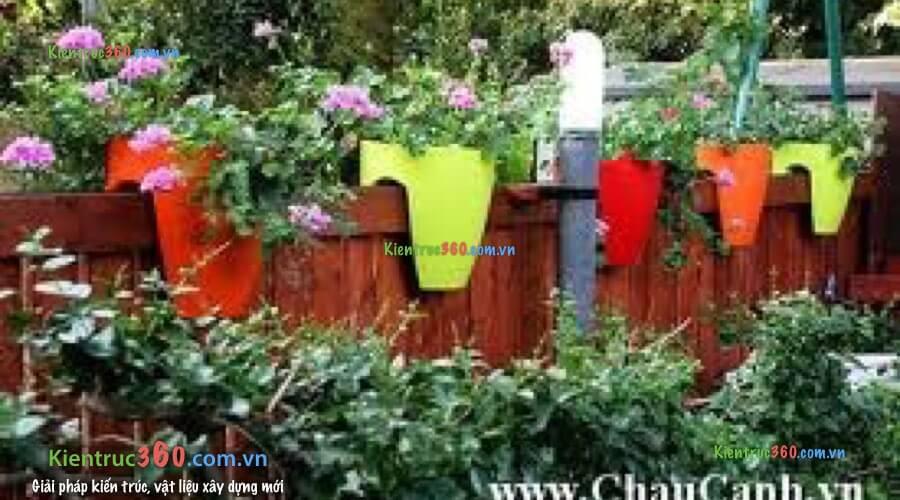 Hàng rào Conwood Thái Lan