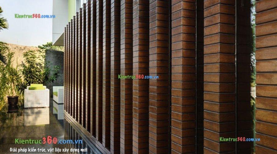 Ốp tường Gỗ nhân tạo Conwood Thái Lan