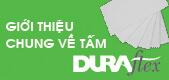 giới thiệu tấm DURAflex